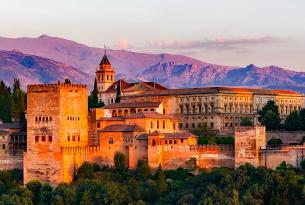 Andalusian treasures (8 days)